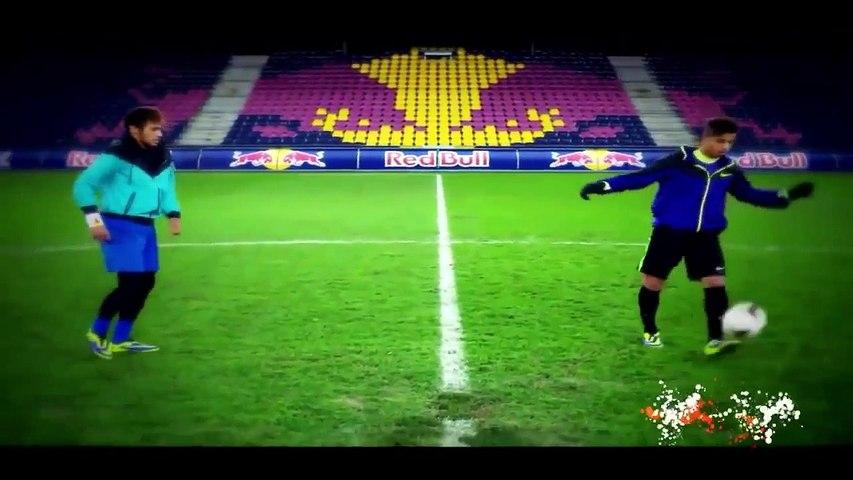 Football Freestyle ● Tricks  Skills ► Neymar ● Ronaldinho ● Ronaldo  ● Lucas ● Ibrahimovic   HD