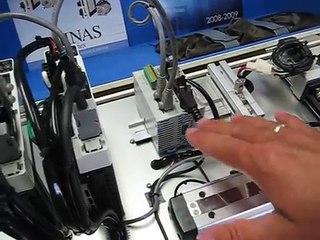 Panasonic Servo Demo