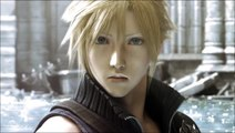 Final Fantasy: Advent Children - ending  'I'm not alone'....