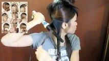 Easy Hairstyle, Soft Natural Looking Curls Hair Tutorial   Everyday Hairstyles