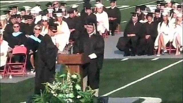 Jono's Commencement Speech