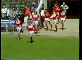 Chelsea v Middlesbrough (1988)