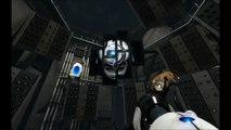Wheatley vs GLaDOS and Chell - Portal 2 music