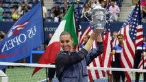 Flavia Pennetta vs Roberta Vinci FINAL | US OPEN 2015 | Highlights - ateksheikh