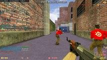 Counter-Strike 1.6 Ep.2 [MKD GamePlay] Mnogo HeadShots