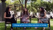Bethany Mota interview in Bangkok : Talking Thailand on VoiceTV