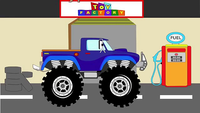 Monster Trucks – Trucks for children – Monster Trucks Videos For Kids