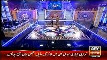 Umer Sharif Show Man On Arynews – 12th September 2015