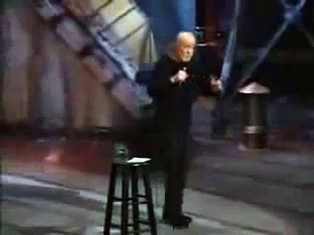 George Carlin 'Religion is bullshit' - HUN SUB