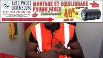 Promo Hiver 2015 montage,équilibrage pneus hiver 40 Euro ttc