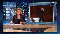 Les adieux de Claire Chazal au journal de TF1 - 13/09/2015