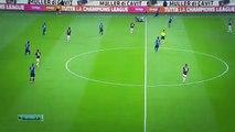 """Inter vs AC Milan Juan Jesus Hit Juraj Kucka""""s balls -  ( Serie A ) 13 09 2015 HD"""