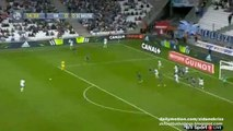1-0 Benjamin Mendy Amazing GOAL | Olympique Marseille v. SC Bastia 13.09.2015 HD
