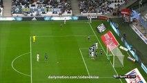 Benjamin Mendy 1:0 Fantastic Crossbar Goal HD | | Olympique Marseille v. SC Bastia 13.09.2015 HD