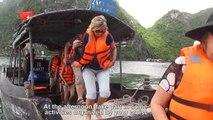 Halong Bay Vietnam, Things to do in Halong,  Holidaytoindochina.com