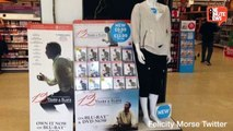 "Sainsbury's '12 Years A Slave' DVD Promo Mannequin Racist & ""Slave Chic"""