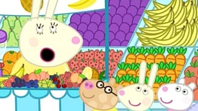 Peppa Pig   Peppa Pig S4x45 les fruits