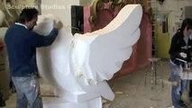 Dove by Sculpture Studios