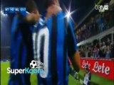 هدف مباراة ( إنتر ميلان 1-0 ميلان ) الدوري الإيطالي
