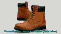 Fashion Retro Mens Winter PU Martin Boots - B