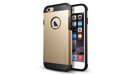 Spigen Intense fortification Air Cushion Technology Case for iPhone 6  4. 7 Inch