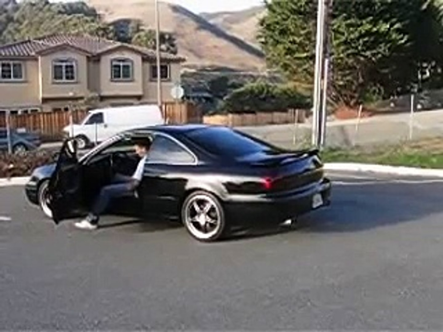 2001 Acura Cl Type S Custom Quad Exhaust Soundclip Video Dailymotion