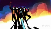 "Scooby-Doo and KISS: Rock and Roll Mystery - ""Rock and Roll All Nite"" Clip"