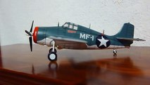 Grumman F4F Wildcat 1/72 Altaya - ixo.