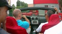 Ferrari California - Ride in Maranello