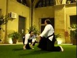 Antonio Morgano Sensei Aikido Kobayashi 6°dan Aikido JuJutsu