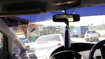 Montego Bay Jamaica 2015 trip ; Taxi ride