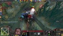 Dota 2 Highlights TT destroys Spz 13 min gg (Dream League) -Flv Death