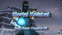 Ultimate Mortal Kombat 3 Combo 100% Classic Sub-Zero - video