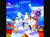 Penguin Dance, Cartoon Dance, Sheila Toro Mikham, sh8oon