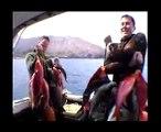 Extreme Freedom Spearfishing White Island
