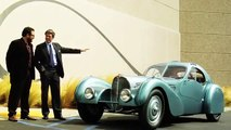 1936 Bugatti Type 57SC Atlantic The World's Most Expensive Car