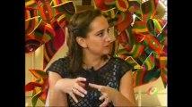 Entrevista Claudia Ruiz Massieu con Adela Micha Tianguis Turístico 2015