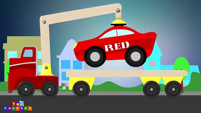 Tow trucks for children – Monster Trucks for children – Tow Trucks with colours