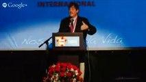 Ponencia de Alejandro Bermúdez en VI Congreso Internacional Provida Ecuador 2013