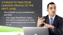 5.2 Taking Your Profile to the Next Level - Create an Expert LinkedIn Profile for Job Search