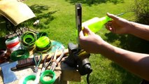 Simple & Genius Idea - Turn plastic bottles into strong plastic wire