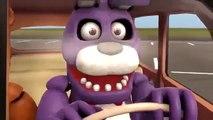 [SFM FNAF] Bonnie Learns to Drive! (Five Nights at Freddy