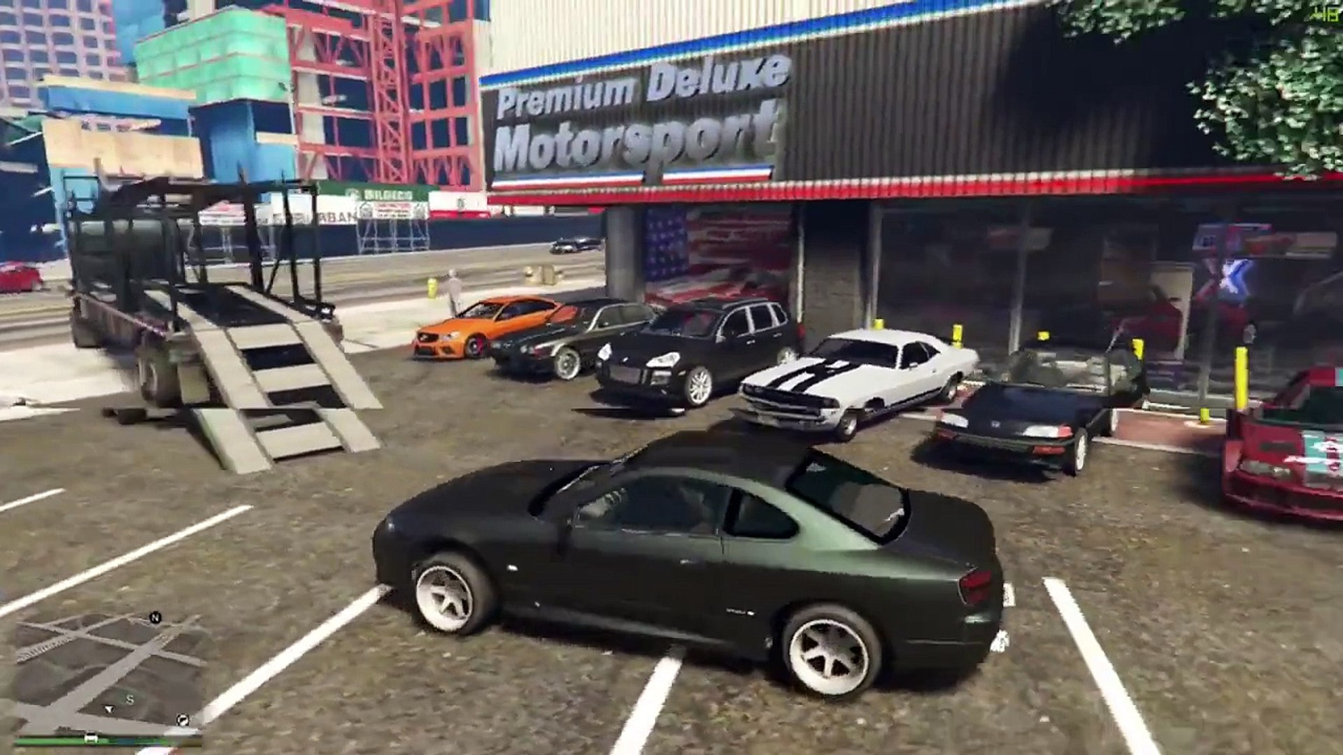 GTA 5 Franklins New Cars Real Car Mod