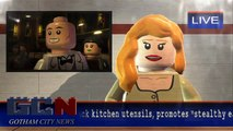 LEGO Batman 2 DC Super Heroes Walkthrough   Part 1 Theatrical Pursuits Wii U, Xbox 360, P