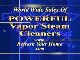 RESTROOM / BATHROOM Steam Cleaner Janitorial Cleaning Dry Vapor Commercial Steam Cleaner