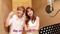 [ENG SUB] BTOB sungjae & apink Namjoo photograph 사진 ENG SUB ❤ funny 성재 비투비