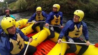 White Water Rafting   GoPro Hero 3 Black Edition