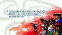 Foro Nacional e Internacional de Comunicación Indígena y Políticas Pùblicas