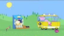 Peppa pig Castellano Temporada 3x06 - De acampada en vacaciones