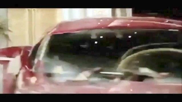 Copie de fast and furious 7 scène Lykan Hypersport